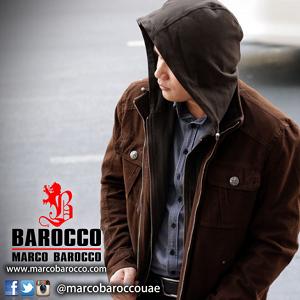تخفيضات إلى 90% على ازياء الرجال من Marco Barocco حتى 31 مايو 2016