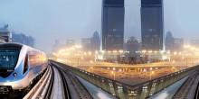 بالصورة: خريطة مترو دبي وأهم المحطات