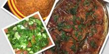 أكلات رمضانية: تبسي كفته بالباذنجان