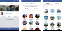 فيس بوك تختبر طريقة جديدة لتنظيم المنشورات والمشاركات الجديدة