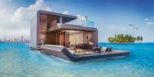 25 ألف درهم  سعر استئجار الفلل تحت الماء في دبي ليوم واحد