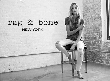 تخفيضات إلى حدود 50% من Rag & Bone حتى 14 مايو 2016