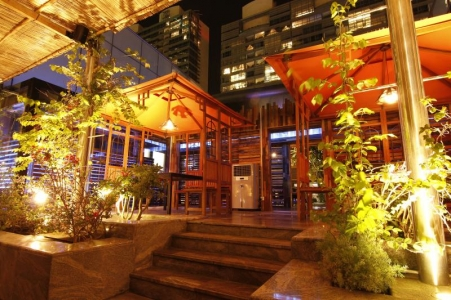 مطعم رد شريمب – مركز برجمان الجديد