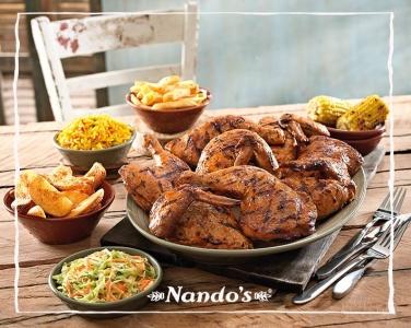مطعم ناندوز – مدينة دبي للإنترنت