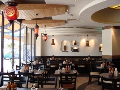 مطعم ناندوز – الغرير