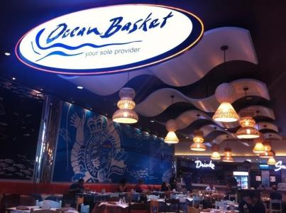 مطعم أوشن باسكت – مطار دبي الدولي