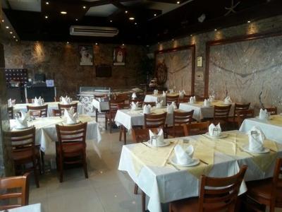 مطعم أسماك الشراع – المرقبات
