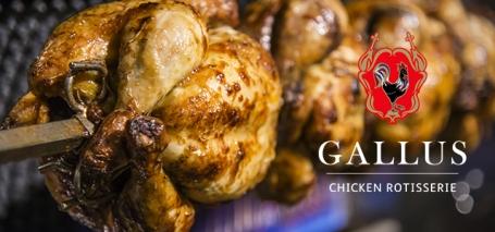 مطعم جالوس – مرسى دبي