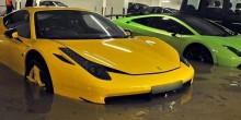شركة تأمين ترفض تقديم تعويض لصاحب سيارة فاخرة جرفتها مياه الأمطار