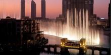 أين تقع نافورة دبي الراقصة ومتى يبدأ العرض؟