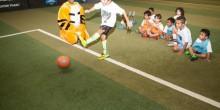 نادي دبي لكرة القدم يقدم عروضًا خاصة للأطفال في رمضان و الصيف