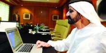 محمد بن راشد ضمن أكثر الشخصيات القيادية العالمية متابعة على تويتر
