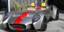بالصور أول سيارة رياضية مصنوعة بالكامل في الإمارات
