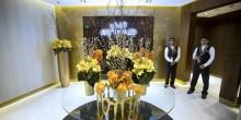 شاهد بالصور صالة طيران الاتحاد الجديدة في مطار أبوظبي
