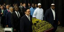 """تشييع جثمان محمد علي كلاي في """"كنتاكي"""" اليوم"""