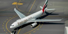 طائرة بدون طيار توقف رحلات مطار دبي