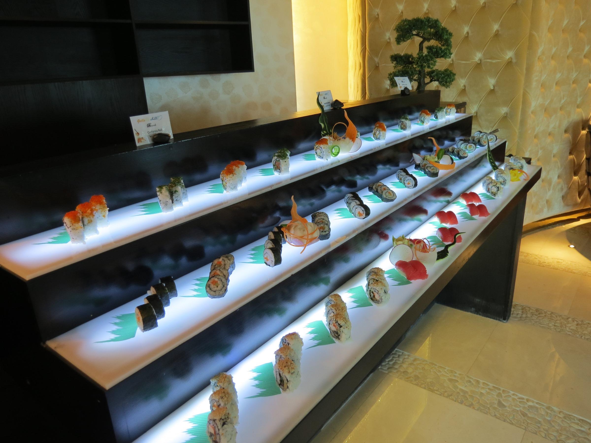 مطاعم بوفيه في أبوظبي
