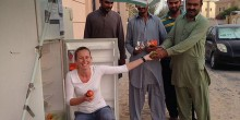 مبادرة سمية الأسترالية لثلاجات الخير في رمضان تثير اهتمام وسائل الإعلام