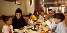 بالصور: أهم المطاعم العائلية في دبي