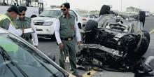 أكثر من 250 حادث مروري بدبي في أول أيام شهر رمضان