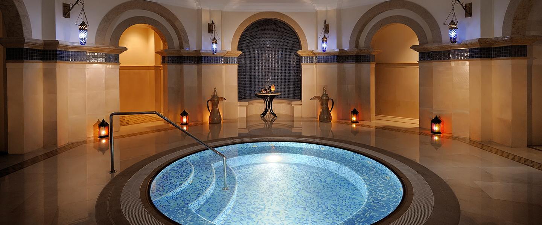 مراكز السبا في دبي