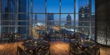 اكتشف أشهر المطاعم المطلة على برج خليفة