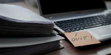 كيف تكتب خطاب استقالة من العمل؟