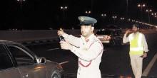 دبي: أكثر من 250 حادث في أول أيام رمضان