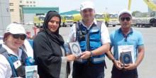 إسعاف دبي تُهدي موظفيها مصاحف بمناسبة رمضان