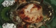 أكلات رمضانية: دجاج محشي بالأرز