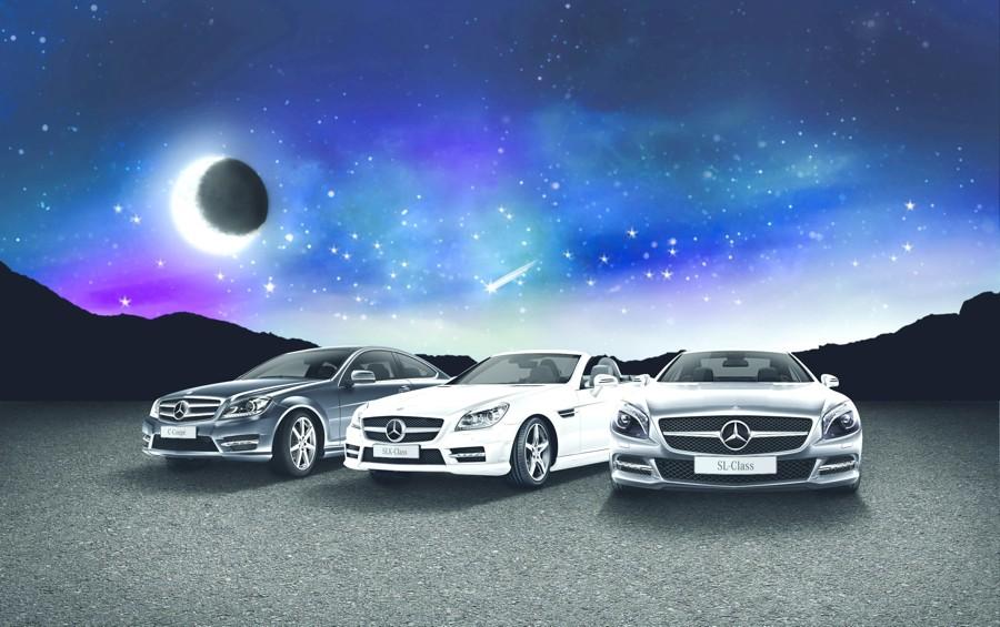 عروض سيارات مرسيدس بنز لشهر رمضان 2016