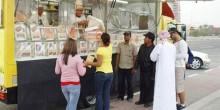 أبوظبي: إجازة المطاعم المتنقلة في الإمارة