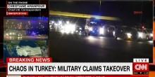 بث مباشر ما يحدث في تركيا الان