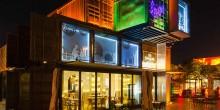 بوكس بارك دبي فرصة للتسوق في الهواء الطلق