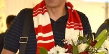 الشارقة يتعاقد رسميا مع المدرب جورجيوس دونيس