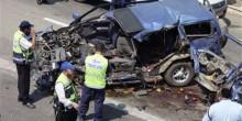 تفاصيل حوادث المرور بعيد الفطر بعجمان