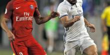 بالفيديو: ريال مدريد يسقط وديا أمام سان جيرمان في كأس الأبطال