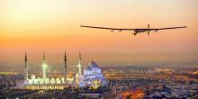 سفير الإمارات يستقبل سولار إمبلس 2 في القاهرة