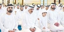 أماكن صلاة العيد في دبي