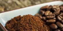 تفل القهوة معالج طبيعي للسيلوليت