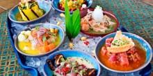 مطعم كويا في دبي: أجواء لاتينية مميزة و مأكولات بيروفية شهية