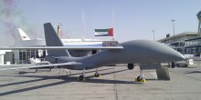طائرة بدون طيار لتصوير البيئة في عجمان