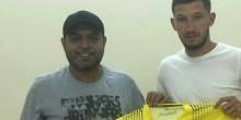 إتحاد كلباء يجدد عقد لاعبه الروماني ميهاي ألكسندر