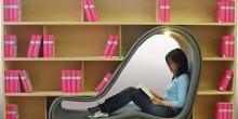 بالصور: أحدث التصاميم الرائعة للمكتبات