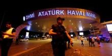 مطار أسطنبول تحت سيطرة الجيش التركي
