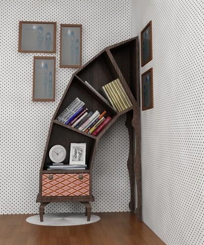 بالصور: أحدث التصاميم الرائعة للمكتبات 11100.jpg