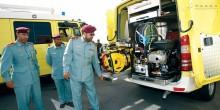 الدفاع المدني الإماراتي يؤكد عدم وجود حوادث في رمضان والعيد