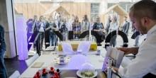 فيديو: أول مطعم في العالم يقدم أطعمة مطبوعة بتقنية ثلاثية الأبعاد
