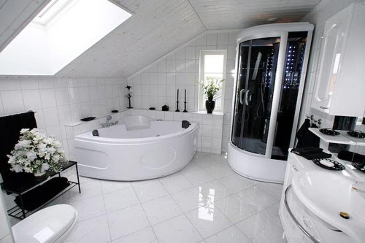 بالصور: تصاميم عالمية للحمامات باللون 1162.jpg