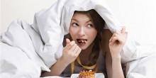 احذر تناول هذه الأطعمة قبل النوم